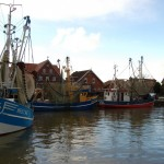 neuharlingersiel-harbour