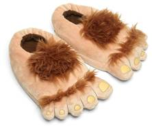 Steve Mackinson's New Slippers