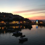 brixham-harbour-at-night-