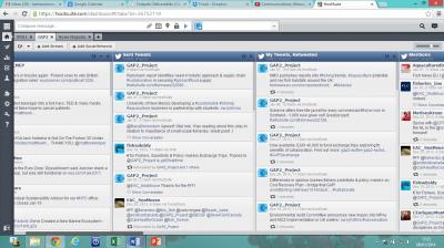4 GAP2 twitter feed