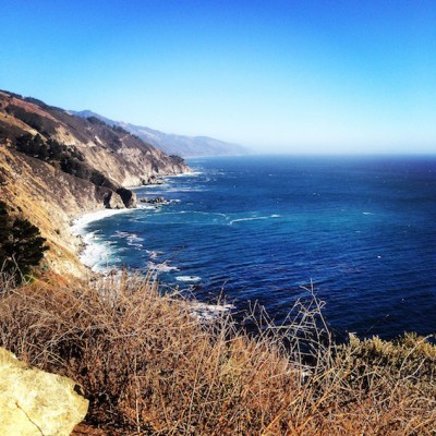 Big Sur the drive to Morro Bay © Emma Pearson