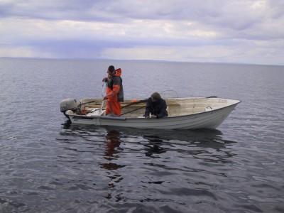 Sweden_Fishermen pulling nets_IMG_0013 © GAP2